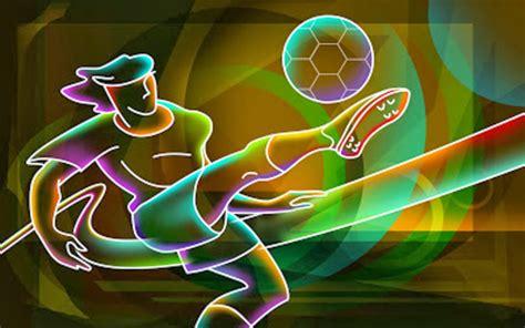 wallpaper sepak bola keren  unik terbaru deloiz wallpaper