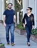Jordana Brewster and Andrew Form Shopping at Barneys New ...