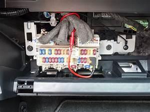 Fuse Box On Nissan Qashqai