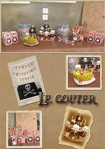 Deco Anniversaire Pirate : go ter pirate d coration anniversaire th me pirate ~ Melissatoandfro.com Idées de Décoration