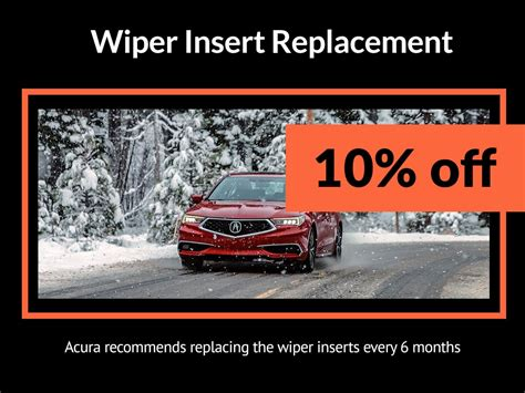 Acura Mile High by Acura Auto Service Specials Coupons Mile High Acura In