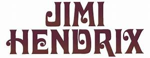 jimi hendrix logo   Serigrafia   Pinterest   Fanart tv and TVs