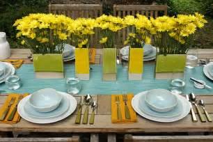 Kitchen Table Setting Ideas Outdoor Kitchen Table Setting Ideas With Vase Flower And White Bowl 7014 Baytownkitchen