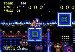 Zone 0 Sonic 2 Casino Night Zone