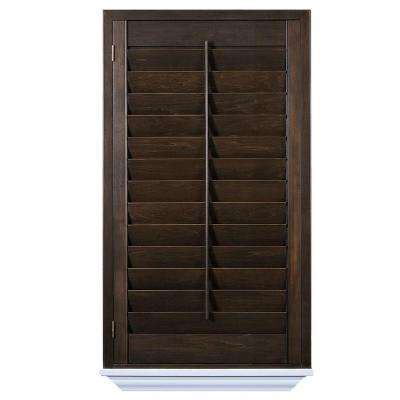 Home Depot Interior Window Shutters by Wood Shutters Plantation Shutters The Home Depot