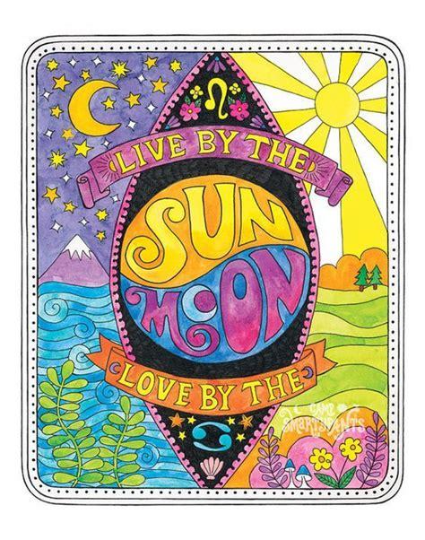 Image result for sun and moon art | Kunstproduktion ...