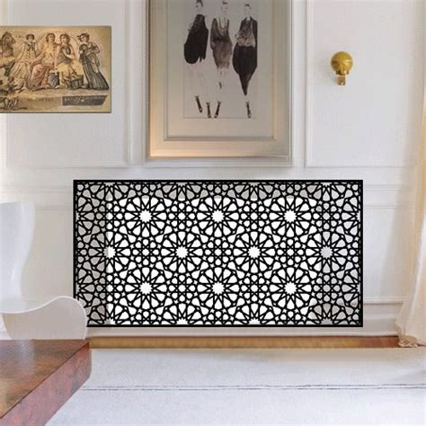 radiator screens 27 stylish radiator covers and screens for any space digsdigs