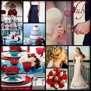 4th of july wedding ideas weddings pinterest for Fourth of july wedding ideas