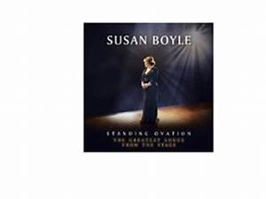 CD Review: Susan Boyle: Standing Ovation: The Greatest ...