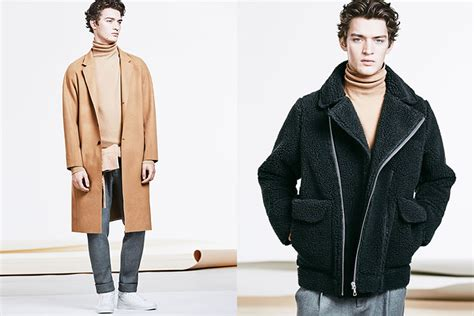 hm autumnwinter  mens lookbook fashionbeanscom