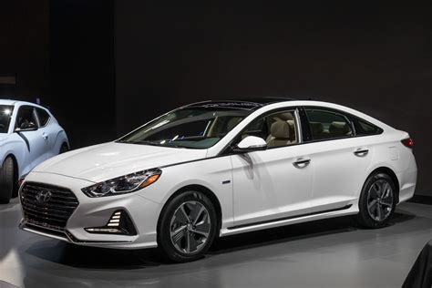 Hybrid Car Price by 2018 Hyundai Sonata Hybrid Prices Sink Features Rise