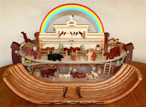 noahs ark woodworking plan forest street designs