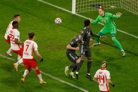 Manchester United player ratings vs Red Bull Leipzig- The ...
