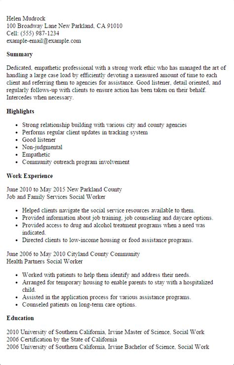 16094 social work resume templates professional social worker templates to showcase your