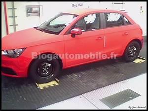 Chaine Audi A1 : audi a1 sportback sur les chaines de production de l 39 usine de bruxelles et c 39 est officiel ~ Gottalentnigeria.com Avis de Voitures