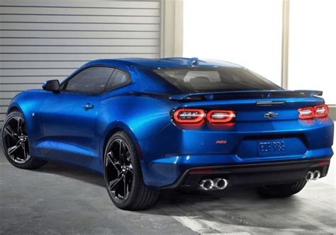 2020 Camaro Ss by 2020 Chevy Camaro Ss Redesign Specs Transmission 2019