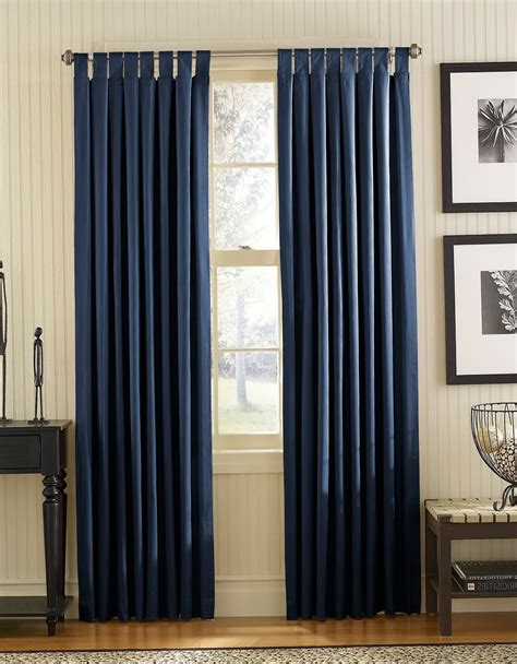 navy blue blackout curtains canada home design ideas