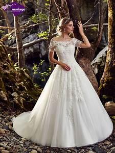 Robe De Mariée Romantique : robe de mari e caden robe de mari e romantique point ~ Nature-et-papiers.com Idées de Décoration