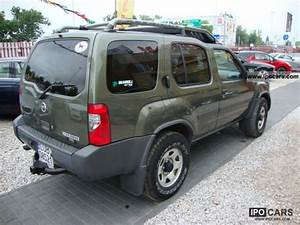 2004 Nissan Xterra 4x4  Manual  Bezwypadkowy  Inst  Gaz