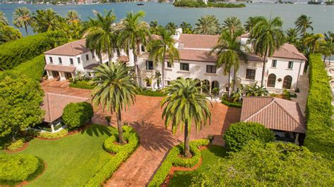 Star Island Miami Beach 65 Million Dollar Home