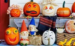 Une Citrouille Pour Halloween : diy halloween ~ Carolinahurricanesstore.com Idées de Décoration