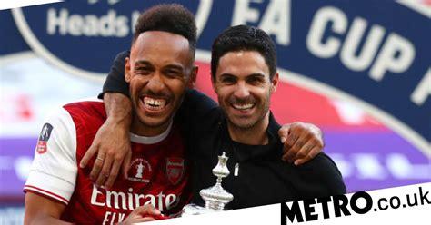 Aubameyang will stay at Arsenal if Gunners make 'dream ...