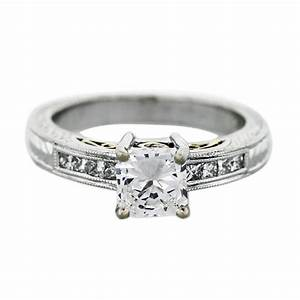 engagement rings square band wedding rings for women With wedding rings square
