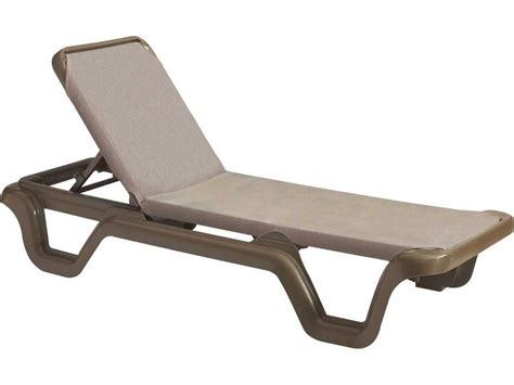 chaise solde grosfillex marina sling adjustable resin chaise sold in 2