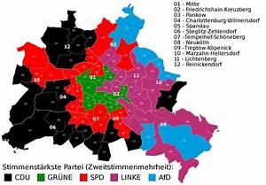 Wahl Berlin Lichtenberg : berlin wahl karte goudenelftal ~ Markanthonyermac.com Haus und Dekorationen