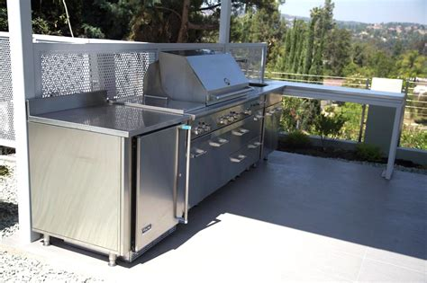 Stainless Steel Outdoor Kitchens Steelkitchen