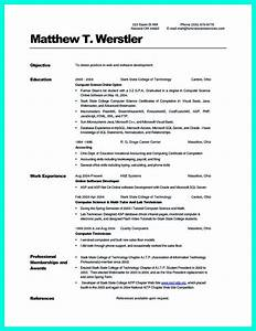 Computer science student resume skills resume best for Computer resume template