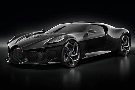 La voiture noire could, potentially, become more valuable than its inspiration, the type 57 sc atlantic, of which two remain at original. BUGATTI LA VOITURE NOIRE (2019) : INFOS ET PHOTOS OFFICIELLES AU SALON DE GENEVE