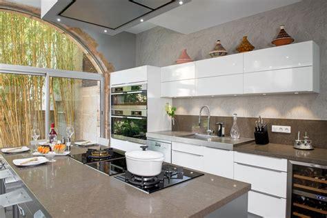 plan de travail en quartz pour cuisine plan de travail de cuisine en quartz plan de travail