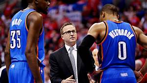NBA The Rise And Fall Of Scott Brooks In Oklahoma City