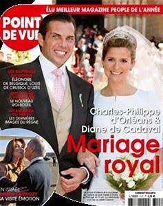 Point Mariage Orleans : nobility news royal wedding of the duke of anjou and the duchess of cadaval ~ Medecine-chirurgie-esthetiques.com Avis de Voitures
