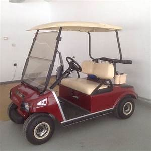 Club Car Ds Model Electric Golf Cart With Charger For Sale