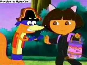 Dora the Explorer: SWIPER SWEARS!!! - YouTube