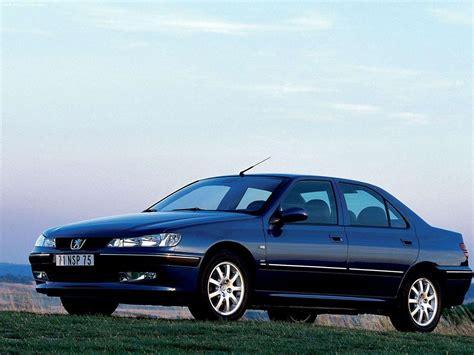 Peugeot Automobiles by Peugeot 406 Sedan 2001