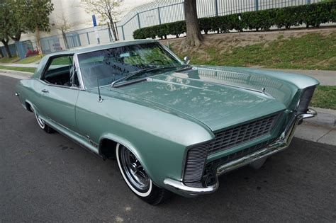 Buick Sales by 1965 Buick Riviera Gran Sport For Sale On Bat Auctions