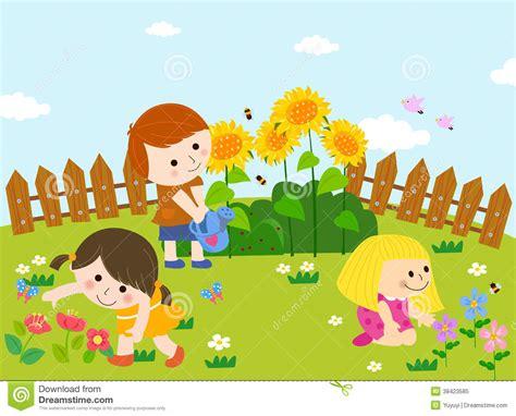 happy gardens happy garden royalty free stock photo image 38423585