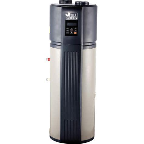 chauffe eau thermodynamique all green nf200 180 l leroy merlin