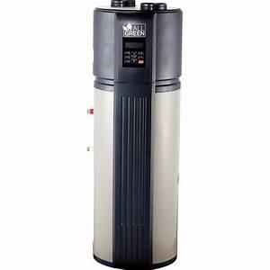 Dimension Chauffe Eau Thermodynamique : chauffe eau thermodynamique all green nf200 180 l leroy ~ Edinachiropracticcenter.com Idées de Décoration