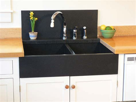 Black Granite Sink Cleaner by Black Granite Sink Home Designs Project