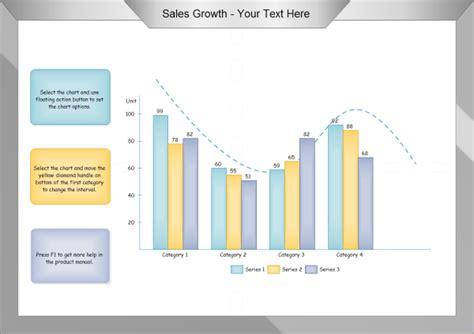 column chart templates