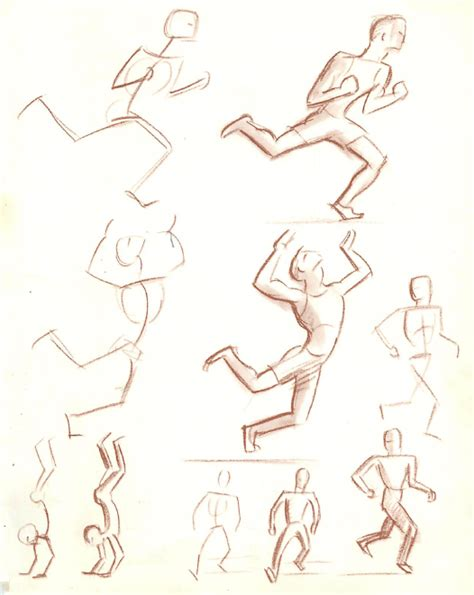 draw  movement  shapes  peoples figures
