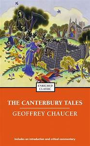 Canterbury Tales Book by Geoffrey Chaucer Official Publisher Page Simon & Schuster Canada