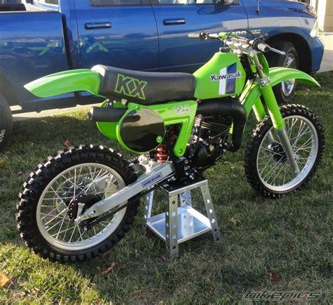 BikePics - 1980 Kawasaki KX 125