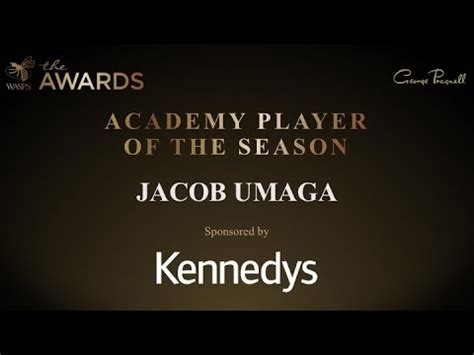 jacob umaga academy player   season  youtube