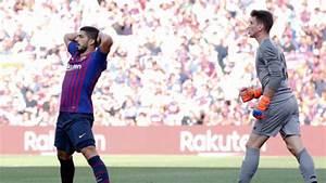 LaLiga Santander Barcelona Vs Athletic Club Suarez We