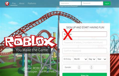 roblox username  steps  pictures